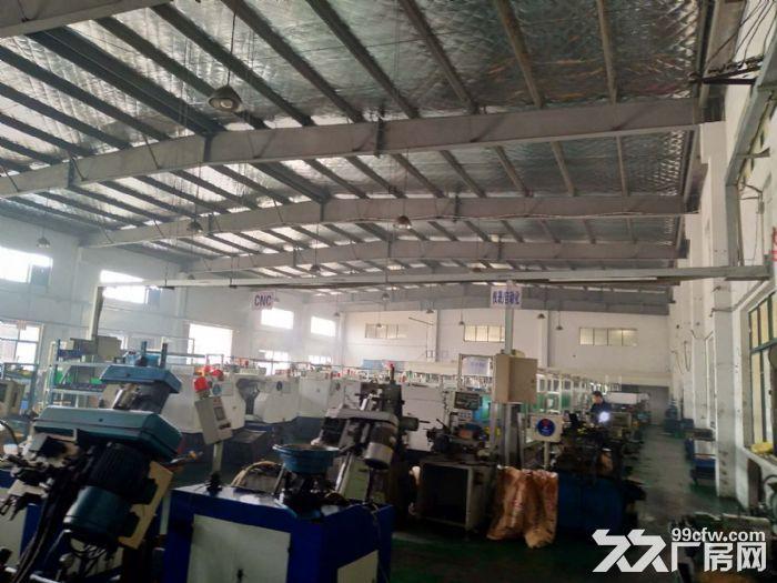 蓬朗镇独门独院火车头式2000平厂房可分割产证齐全-图(5)