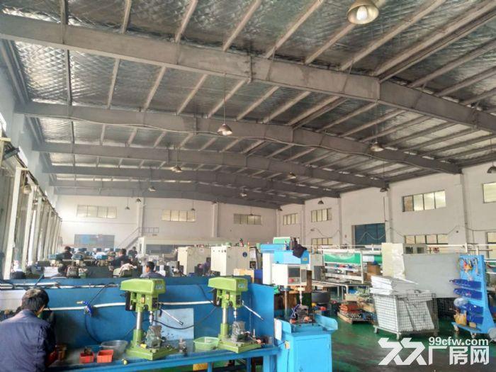 蓬朗镇独门独院火车头式2000平厂房可分割产证齐全-图(8)