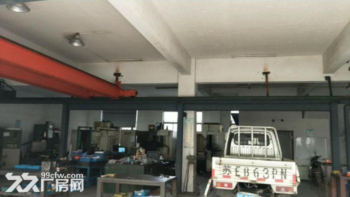 张浦镇独栋2层600平厂房出租产证齐全、无公摊-图(4)