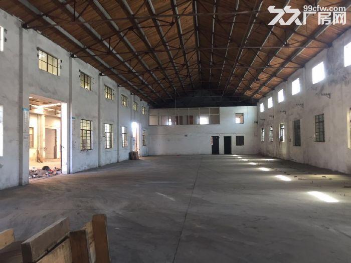 淀山湖镇原房东单层800平米厂房和5亩空地出租无公摊,有产证-图(2)