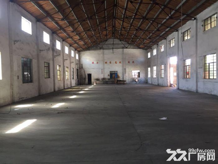 淀山湖镇原房东单层800平米厂房和5亩空地出租无公摊,有产证-图(4)