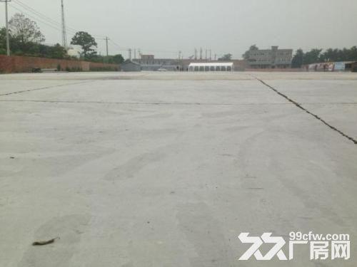 淀山湖镇原房东单层800平米厂房和5亩空地出租无公摊,有产证-图(5)