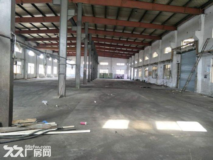 蓬朗独栋单层厂房900平底价出租产证齐全,带行车-图(2)