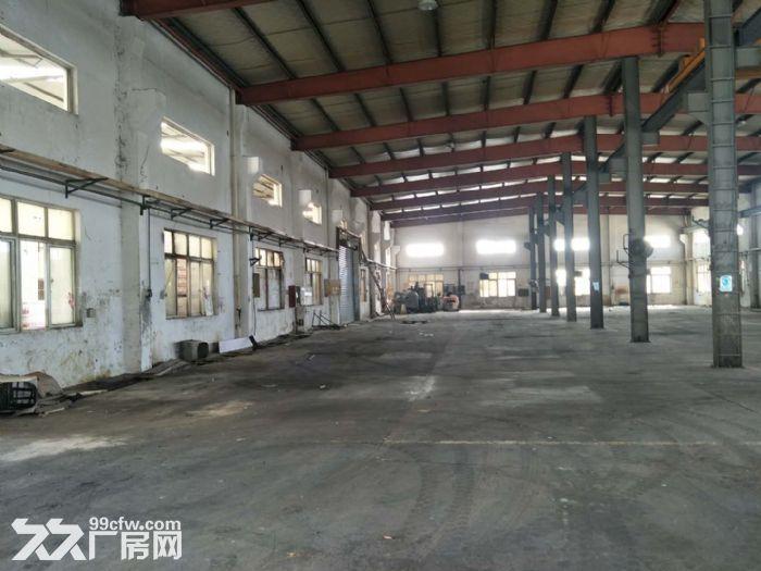 蓬朗独栋单层厂房900平底价出租产证齐全,带行车-图(5)