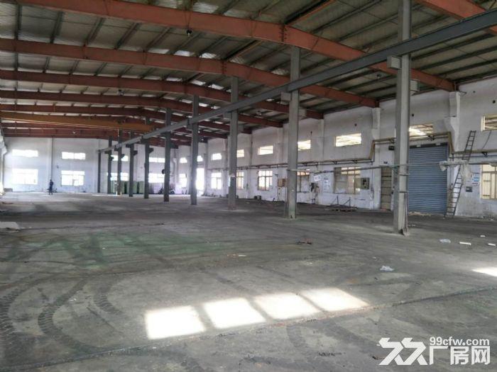 蓬朗独栋单层厂房900平底价出租产证齐全,带行车-图(3)