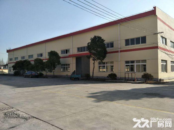 周市镇单层700平仓库出租-图(3)