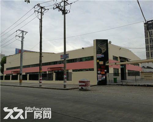 蓬朗镇独栋2层1000平厂房出租证件齐全-图(2)