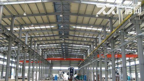 张家港凤凰镇独栋单层机械厂房10000平米招租,高度12米,可分租3000平米-图(1)