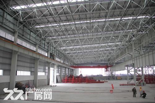 张家港凤凰镇独栋单层机械厂房10000平米招租,高度12米,可分租3000平米-图(2)