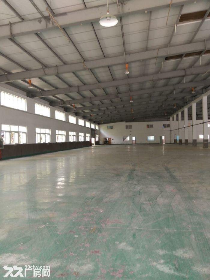 嘉定徐行新出标准厂房1800平,全新环氧地坪,层高8米,300起分,交通方便-图(1)
