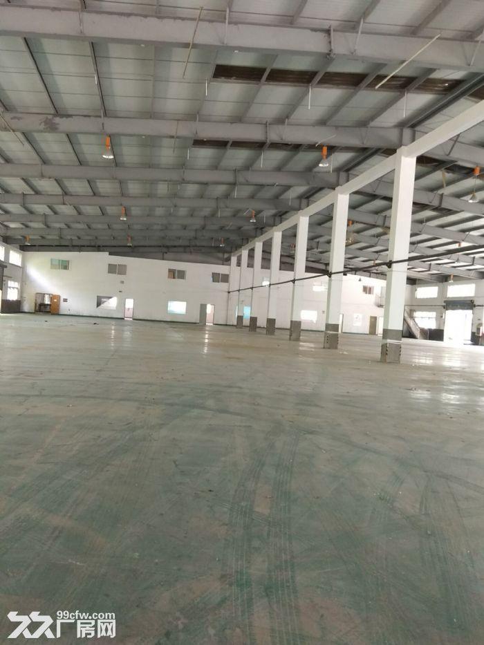 嘉定徐行新出标准厂房1800平,全新环氧地坪,层高8米,300起分,交通方便-图(2)
