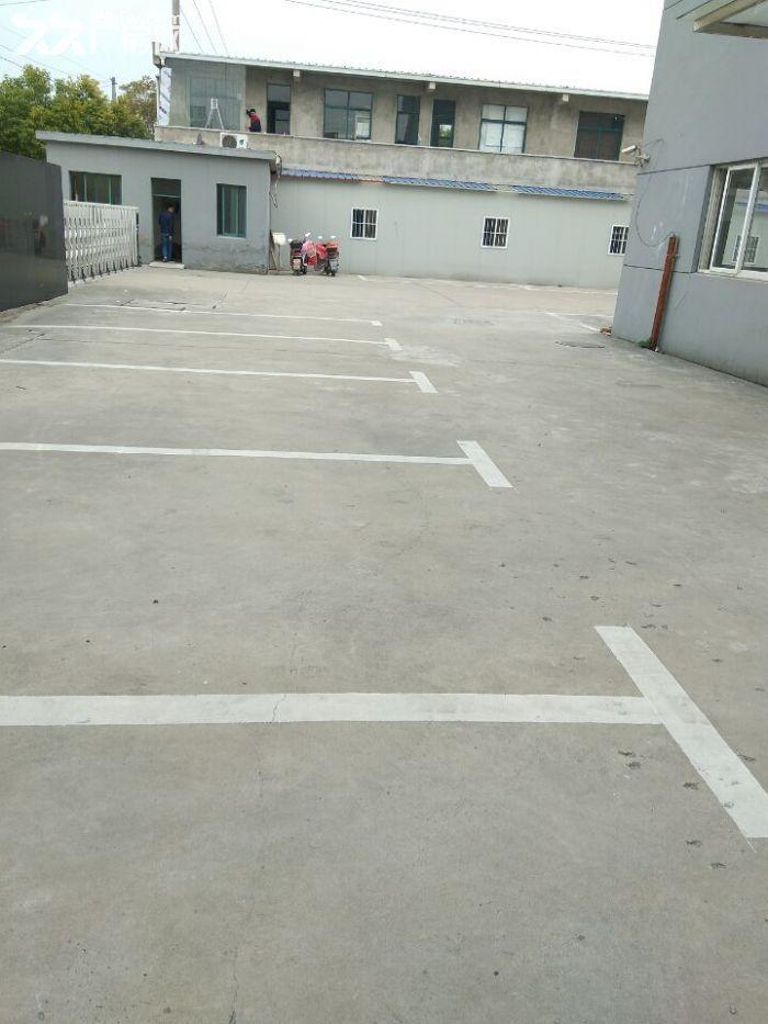 独门独院厂房1500平,地属104板块绿证厂房,带行车,全新环氧地坪-图(5)