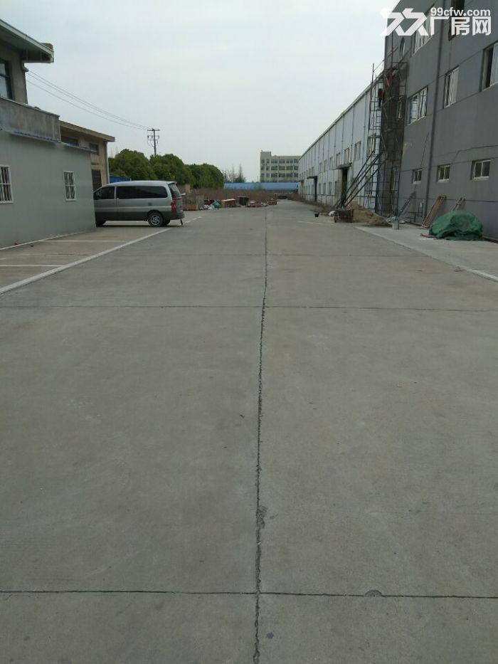 独门独院厂房1500平,地属104板块绿证厂房,带行车,全新环氧地坪-图(6)