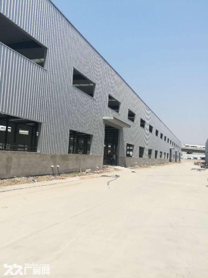 汉丰产业园厂房出租有环评不停产可分租距京百公里-图(5)