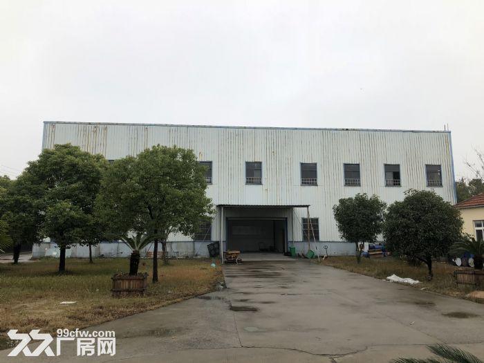 (出租)当涂县石桥镇围乌路6000平双层钢构独门独院厂房-图(5)