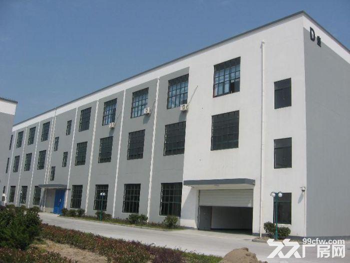 出租椒江工业区18000平多层厂房,一楼高度11米,可分割出租,-图(1)