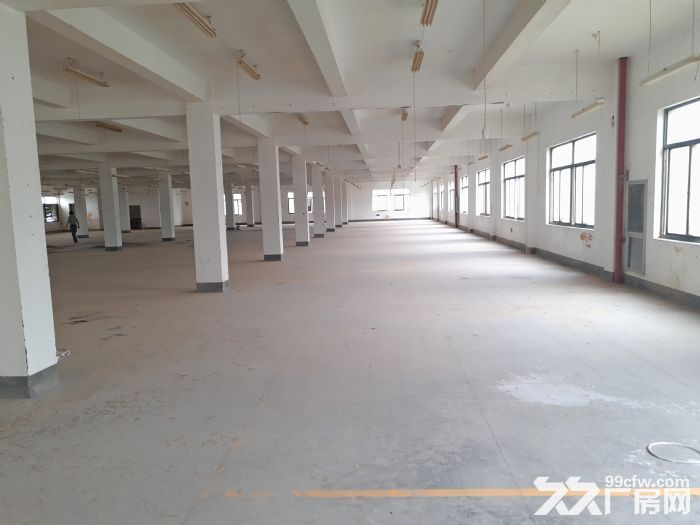 萧山开发区高新九路整层一千平一栋共五层一层起租有食宿-图(2)