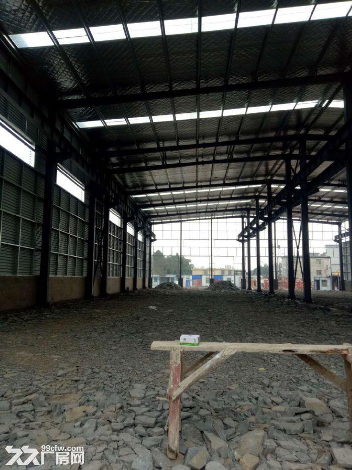 标准钢结构厂房出租出售有航车,手续齐全,交通位置佳,带租约。-图(4)