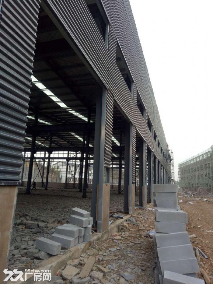 标准钢结构厂房出租出售有航车,手续齐全,交通位置佳,带租约。-图(5)