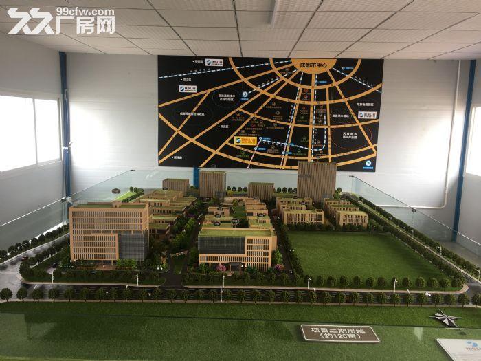 出售生物城园区1000至5000平米独栋花园厂房-图(2)