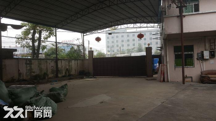 花东镇独院钢构5000平米出租可进大车-图(1)