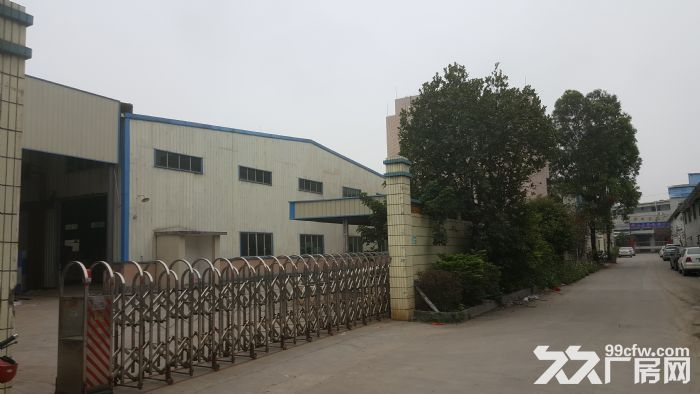 新华工业区独门独院厂房出租,可分租-图(2)