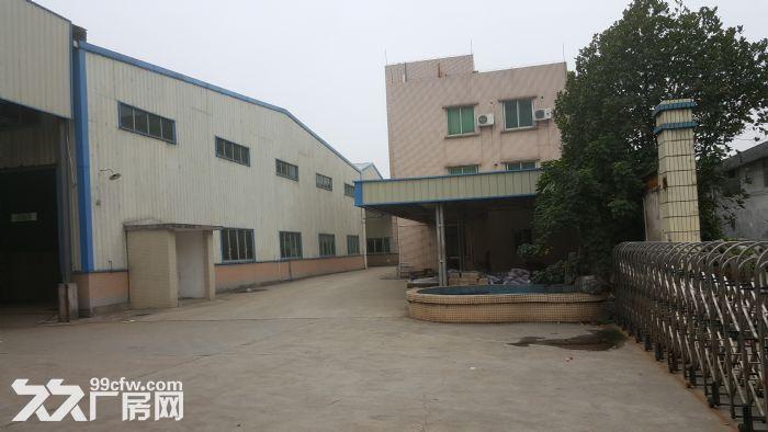 新华工业区独门独院厂房出租,可分租-图(3)