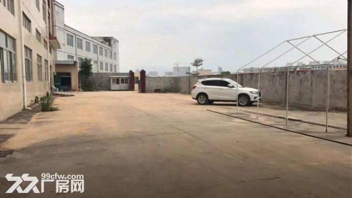 龙岗中心城独门独院厂房12800平出租可分租-图(2)