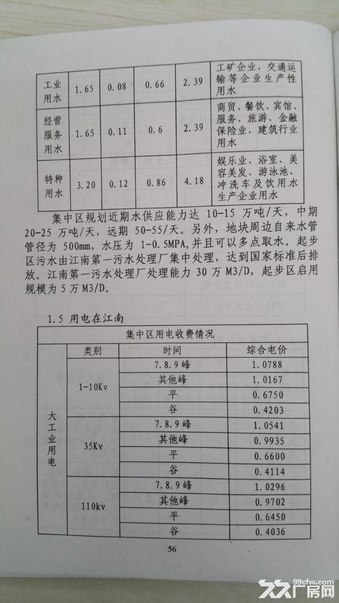 安徽江南集中区标准厂房对外招租政策优惠-图(4)