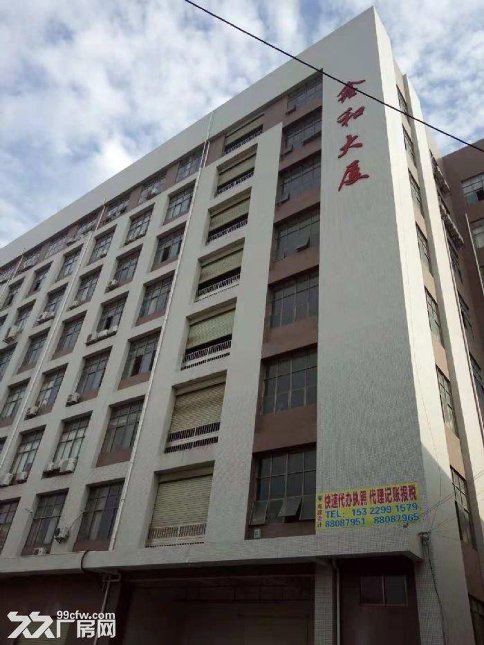 长安乌沙低价厂房合租、转租[适合模房、注塑生产、仓库]-图(1)
