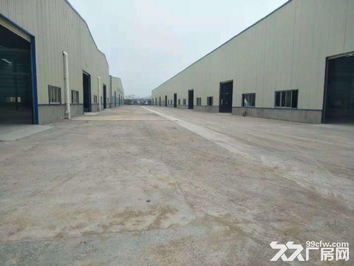 全新厂房16600带宿舍办公楼空地交通方便可分租-图(2)
