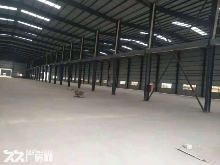 全新厂房16600带宿舍办公楼空地交通方便可分租-图(3)