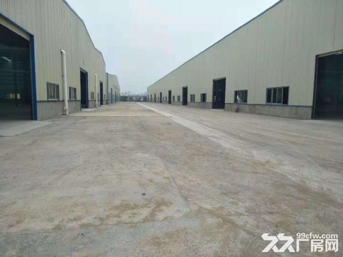 全新厂房16600带宿舍办公楼空地交通方便可分租-图(5)