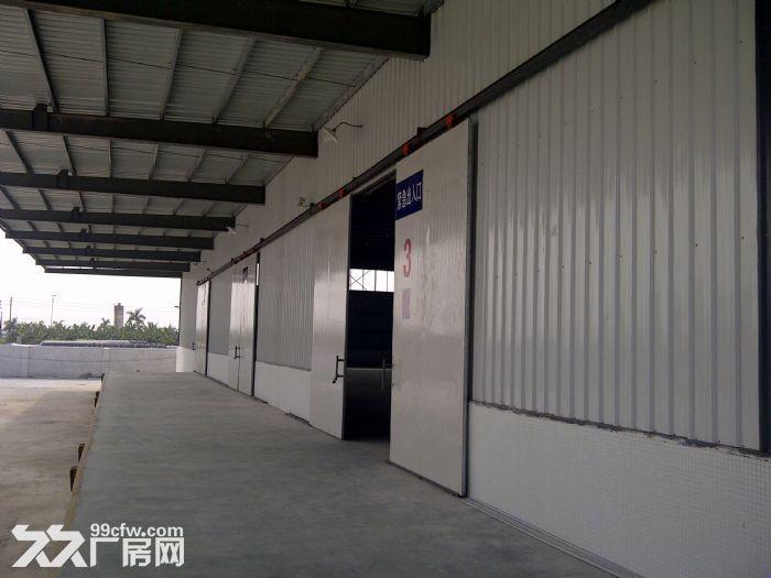 中山高标物流仓库招租,带全天封闭式安保管理-图(2)