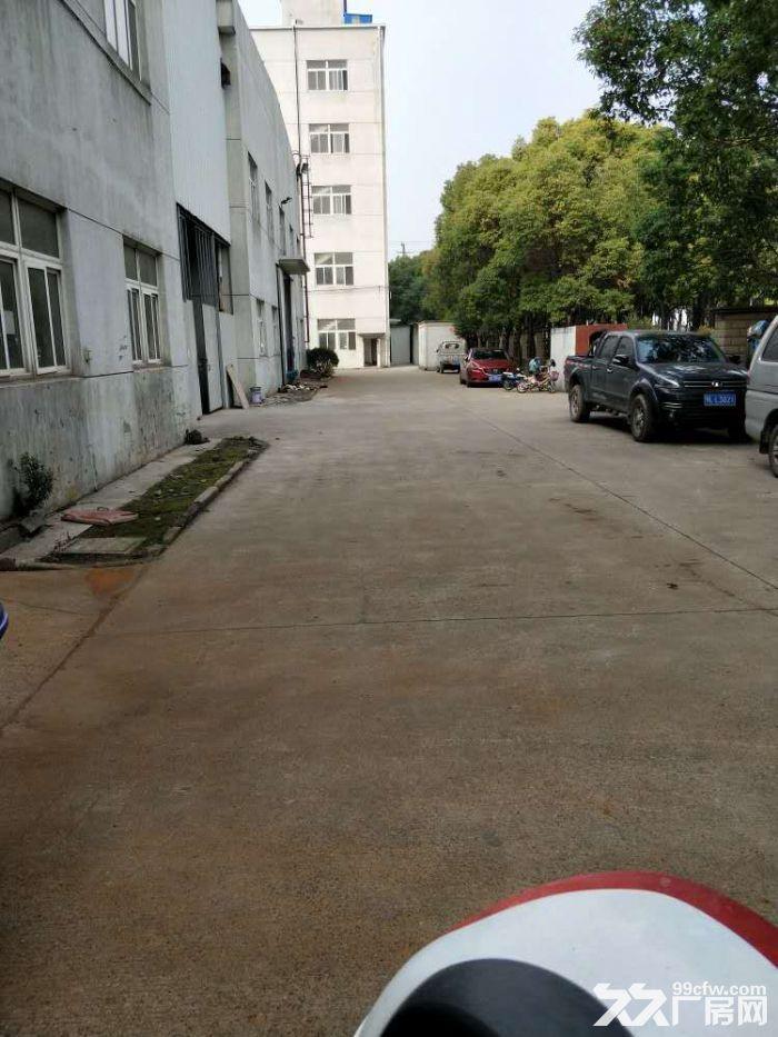 阳澄湖新出园区独栋双层厂房1900平方米产证齐全-图(1)