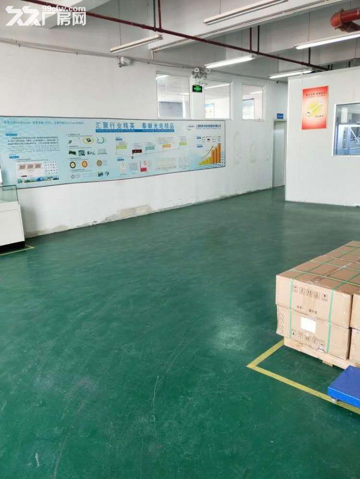 阳澄湖新出园区独栋双层厂房1900平方米产证齐全-图(4)