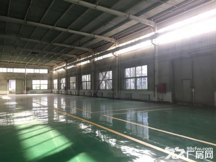 亦庄南区厂办一体厂房2500平高8米独栋办公楼3100平可分800-图(5)