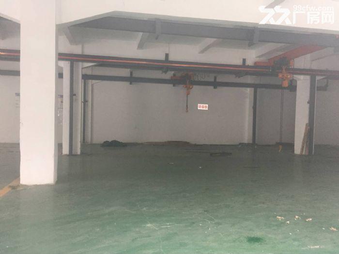 凤岗官井头五金机械厂房800平方出租水电办公齐全-图(2)