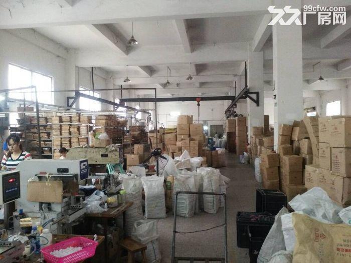 凤岗官井头五金机械厂房800平方出租水电办公齐全-图(3)