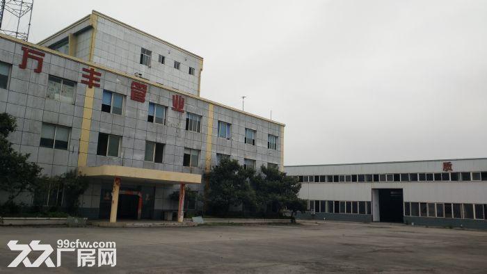 温江有9606㎡厂房出租,占地面积14386㎡,可办证,非中介!-图(2)