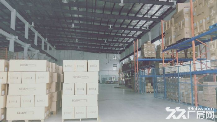 胜浦单层独栋3200平厂房出租层高9米-图(1)