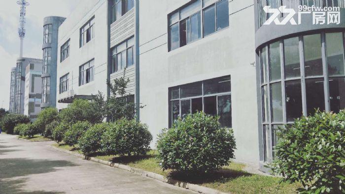 胜浦单层独栋3200平厂房出租层高9米-图(2)