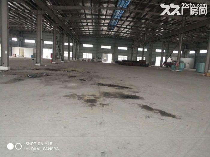 周市金茂璐独栋6500平标准厂房出租-图(3)