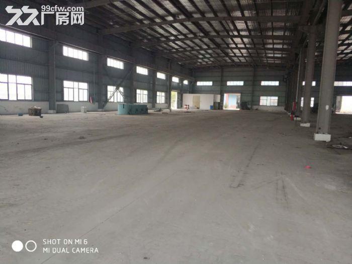 周市金茂璐独栋6500平标准厂房出租-图(4)