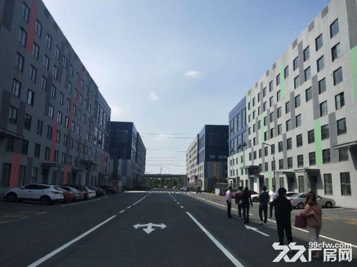 石林路2400平标准厂房出租环境好+位置好-图(1)