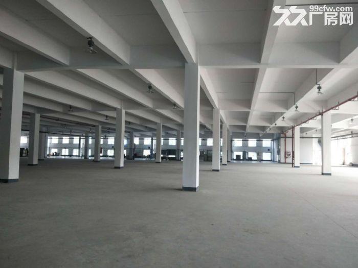 石林路2400平标准厂房出租环境好+位置好-图(2)