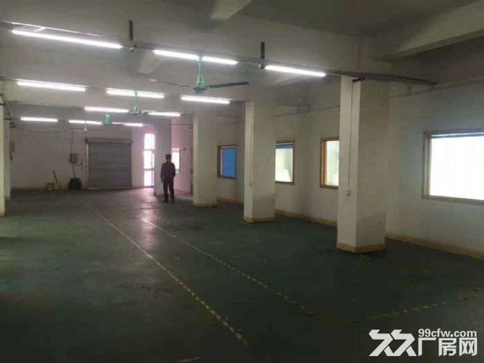 清溪三中出租楼上价格优惠600平方,带有标准的货梯-图(1)