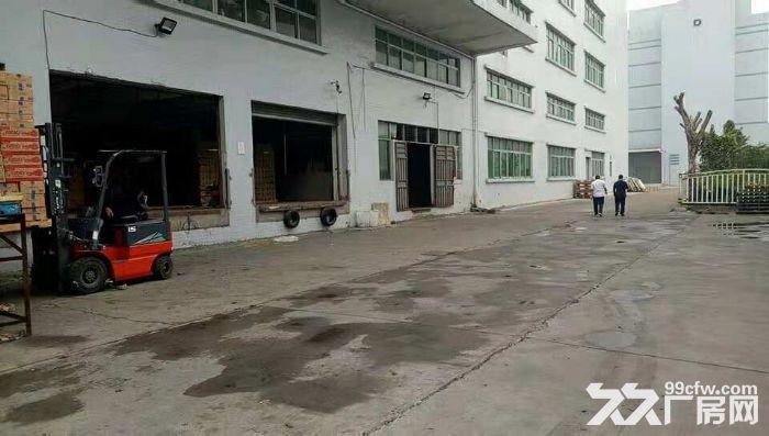 清溪带卸货平台两个3吨电梯消防喷淋二楼厂房出租-图(2)