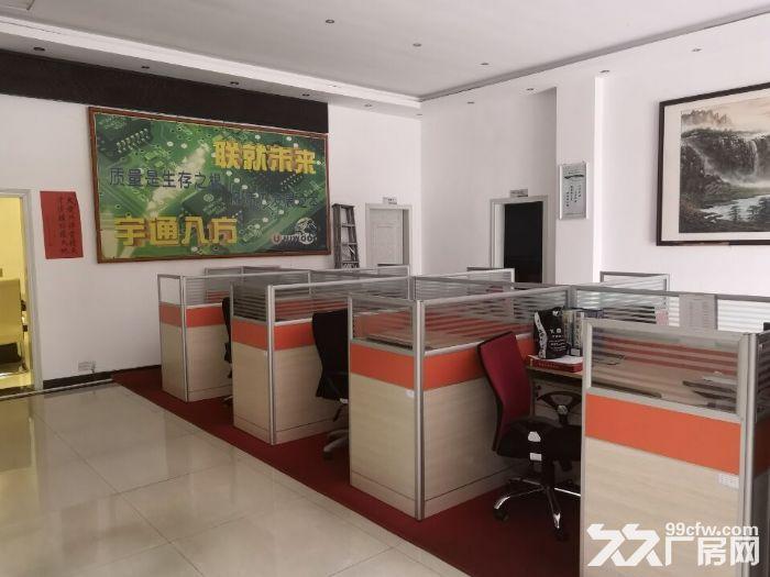 凤岗雁田出租办公室,贸易,仓库,厂房出租500平方-图(3)