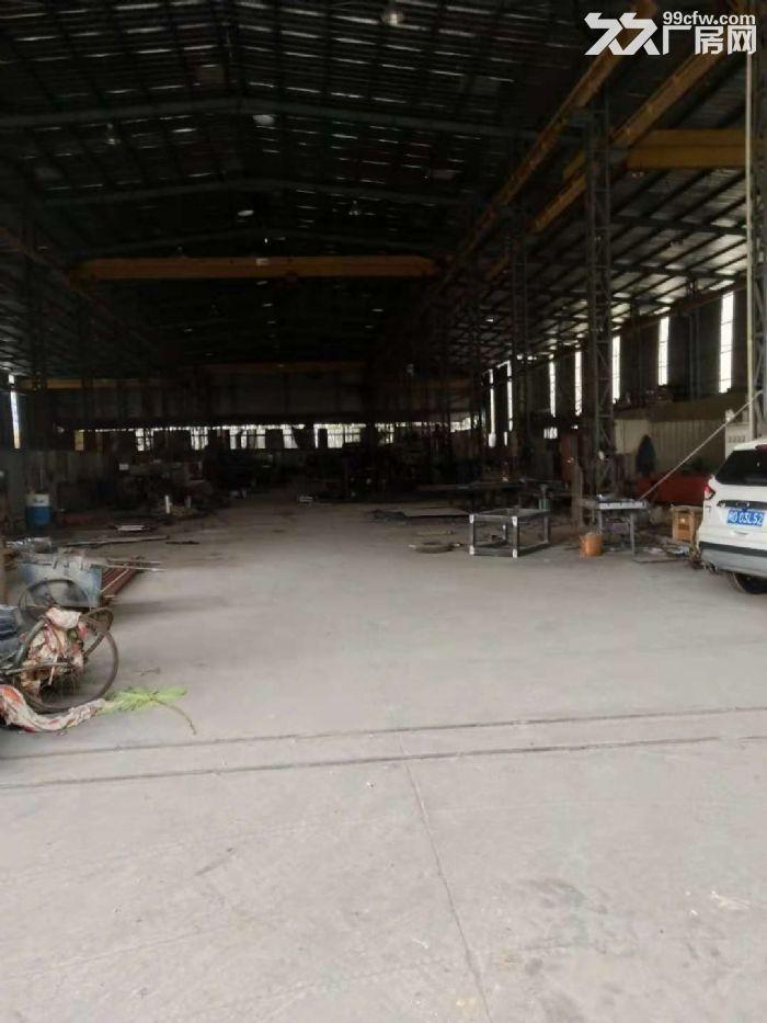 杏林杏北钢构厂房2500平米出租,另有800平-图(1)